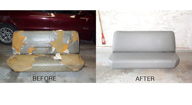 Upholstery Repair Services Dr Vinyl Amp Associates Ltd